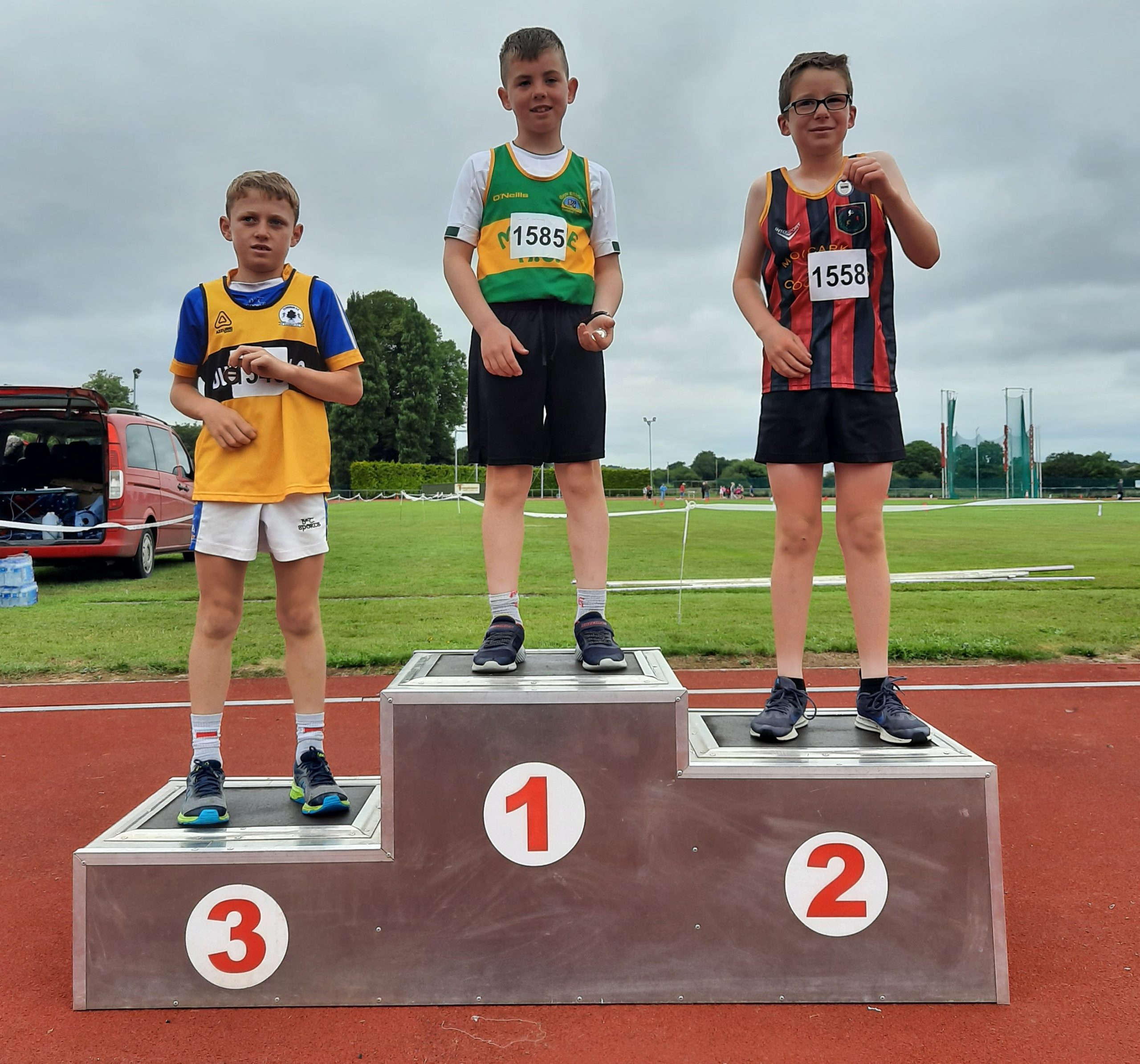 County U/9 – U/11 Track & Field Championships