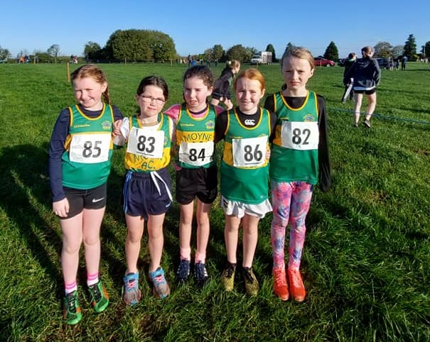Munster Juvenile Even Age Cross Country Championships