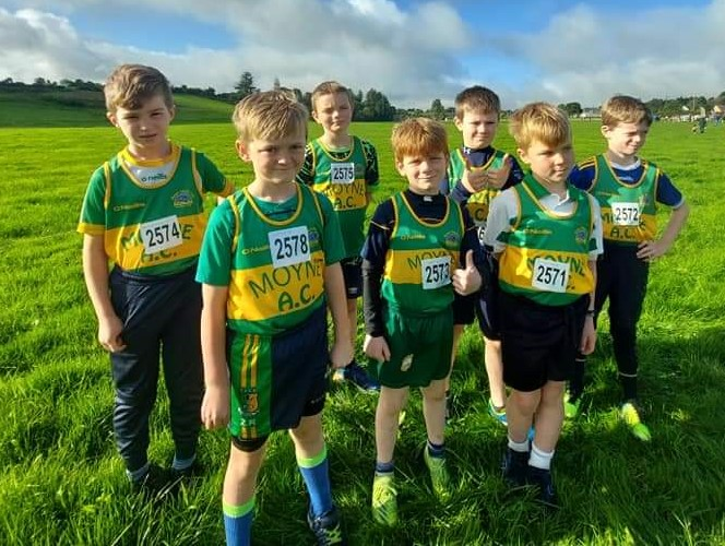 2021 County Juvenile Un-Even Age Cross Country Championships