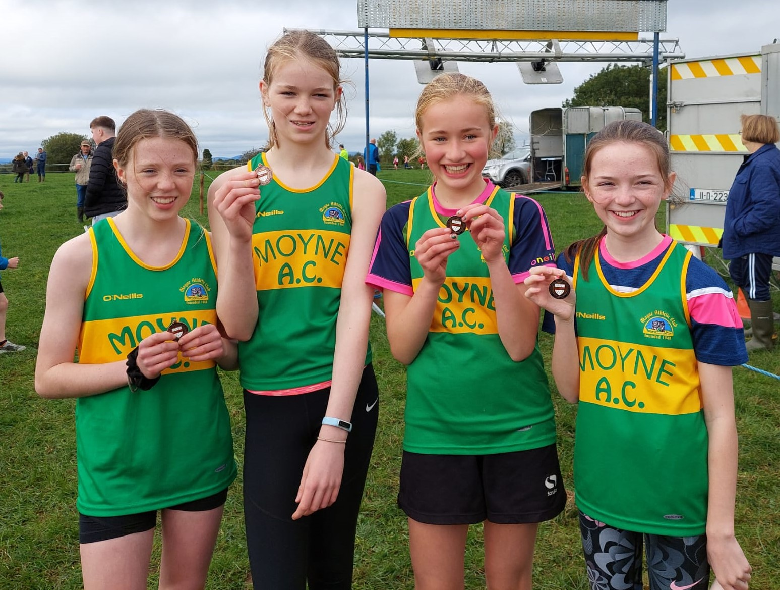 2021 County Juvenile Cross Country Relay Championships